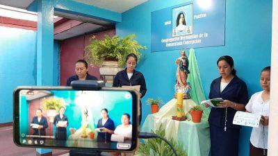 Nicaragua: Religiosos convocan rezo a la Inmaculada por el fin de la pandemia