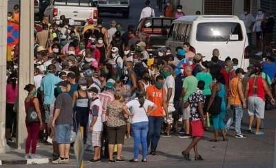 "Cuba: La Iglesia llama a la esperanza ante la ""prueba dura"" del coronavirus"