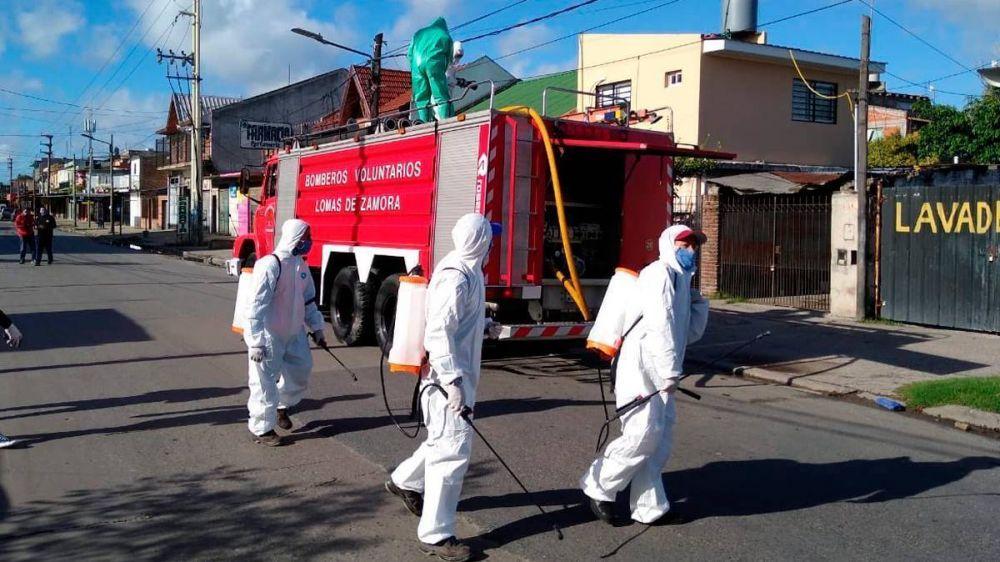 Lomas es el primer municipio de la región que suma 100 contagiados de coronavirus