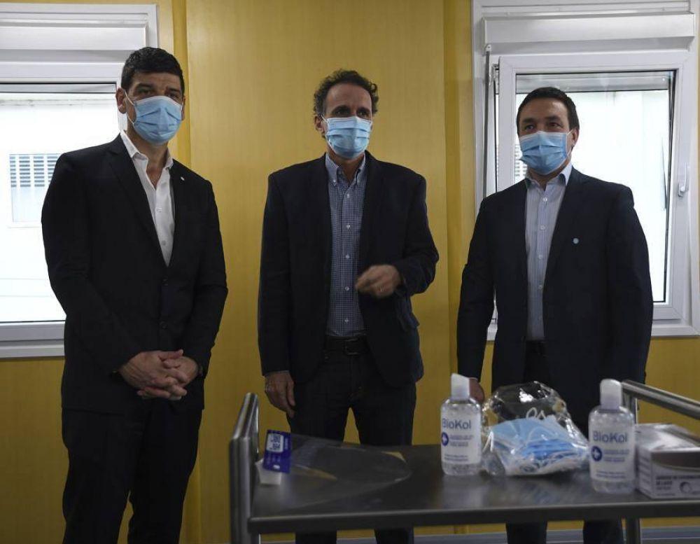 """El intendente de Florencio Varela criticó a la ciudad de Buenos Aires por """"apertura fuerte y amplia"""""""