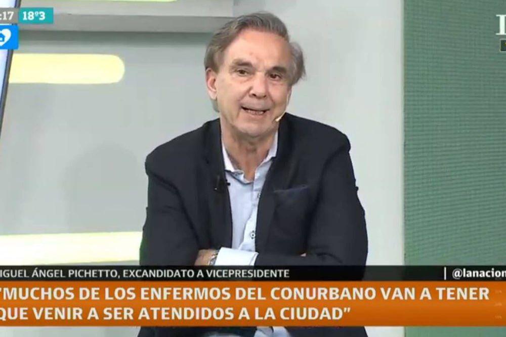 Miguel Ángel Pichetto: