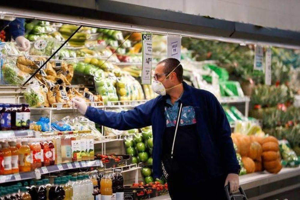 Las expectativas de inflación de los consumidores están en su máximo histórico desde 2006