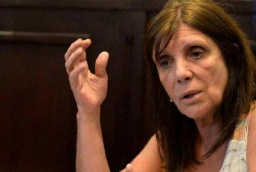 Teresa García anticipó anunció mayores controles en los sistemas de transporte