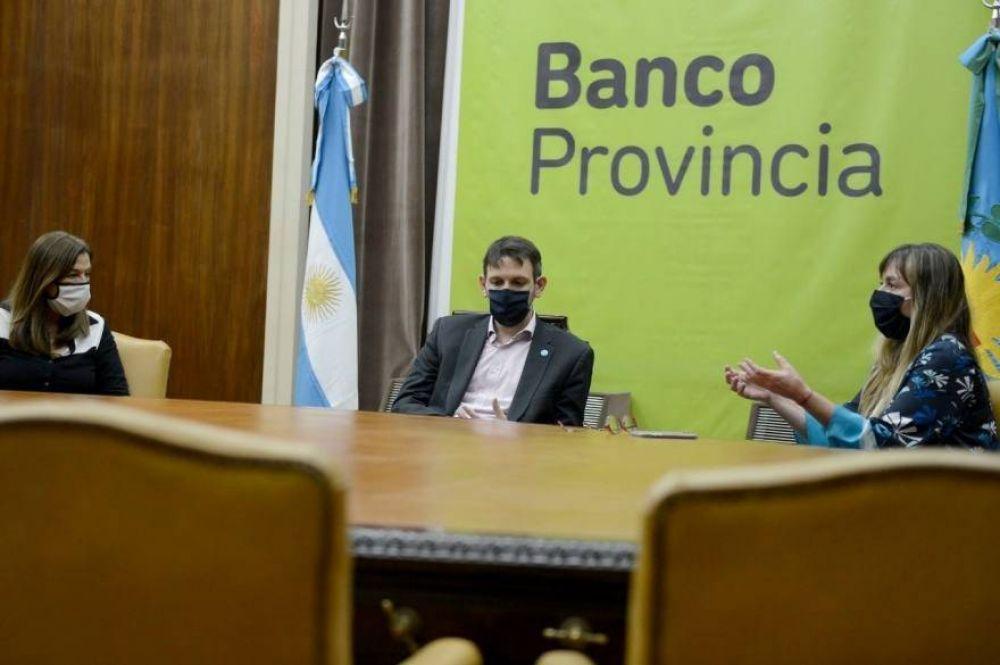 El Banco Provincia se suma a la prevención de las violencias de género