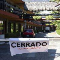Cerró el tradicional hotel porteño Castelar y la actividad pende de un hilo