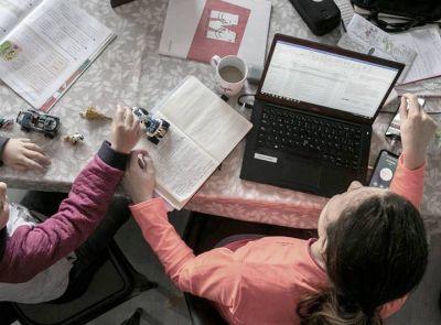 SADOP: Más del 85% de los docentes están estresados y angustiados