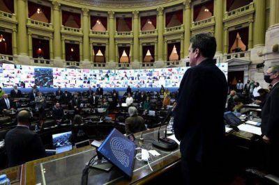 Diputados volverá a sesionar mañana de manera virtual