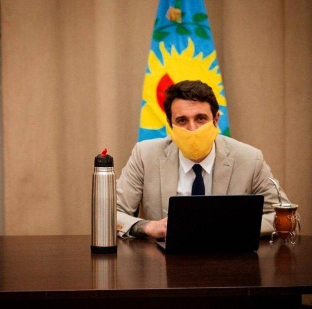 """Walter Lanaro: """"Hay muchos actores del oficialismo que están politizando la pandemia"""""""
