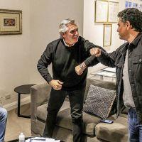 Jorge Macri habló sobre su relación con Alberto Fernández