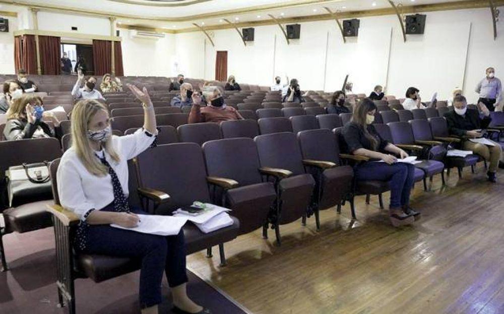 El Concejo aprobó por unanimidad la Rendición de Cuentas Municipal de 2019