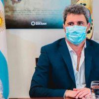 San Juan: La trama secreta del último caso positivo de COVID-19 que complica a Sergio Uñac