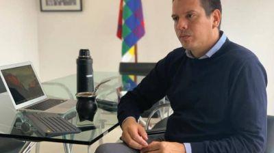 """Cristian Cardozo, ante el nuevo fin de semana largo: """"Aún no podemos recibir visitas"""""""