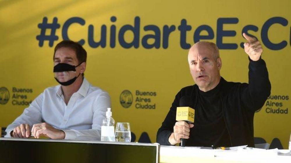 Detuvieron a un farmacéutico que recibió $60 millones por la venta de barbijos al Gobierno de la Ciudad