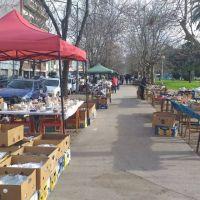 Feriantes de Plaza Rocha presentaron un protocolo para retomar la actividad
