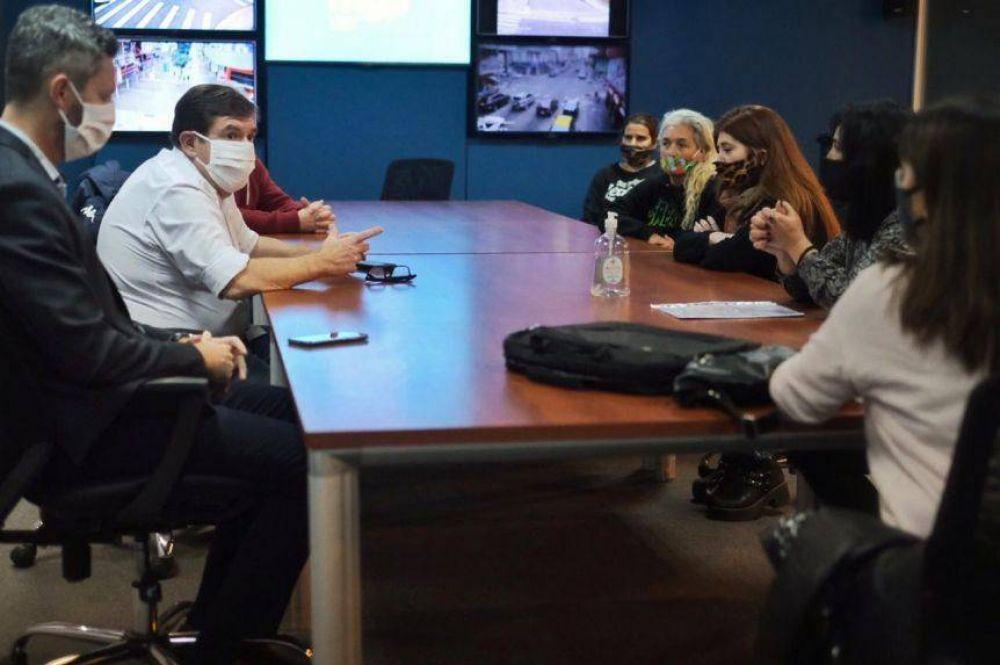 """Montenegro: """"La situación epidemiológica de General Pueyrredon permite reabrir la actividad comercial"""""""