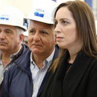 """El gobierno bonaerense desconoce la """"gestión vidalista"""" de ABSA"""
