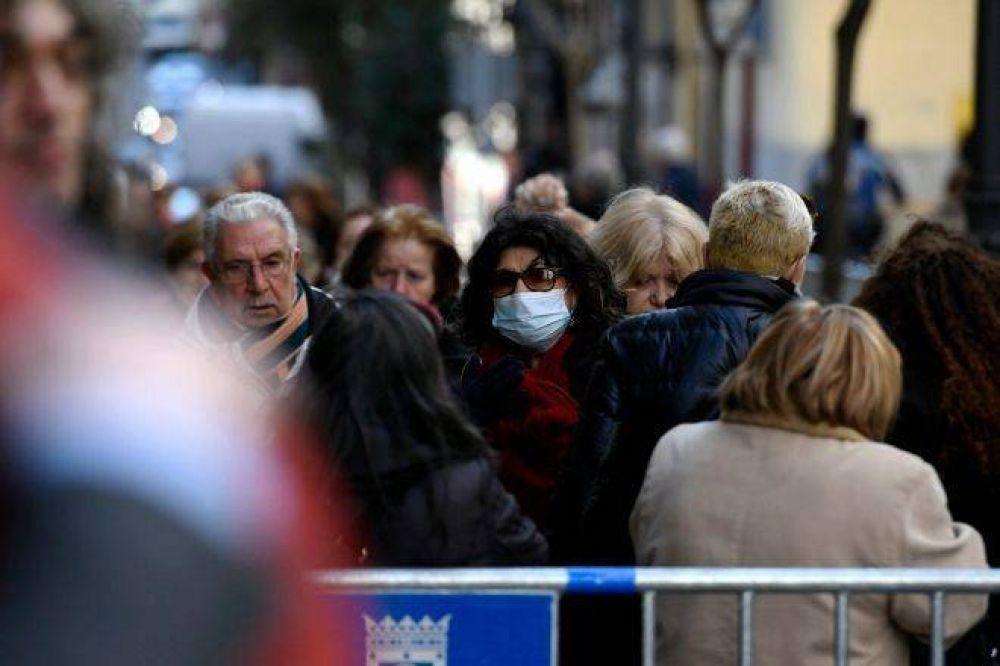 Alarma: confirman el peor día de contagios de coronavirus en la ciudad de Buenos Aires