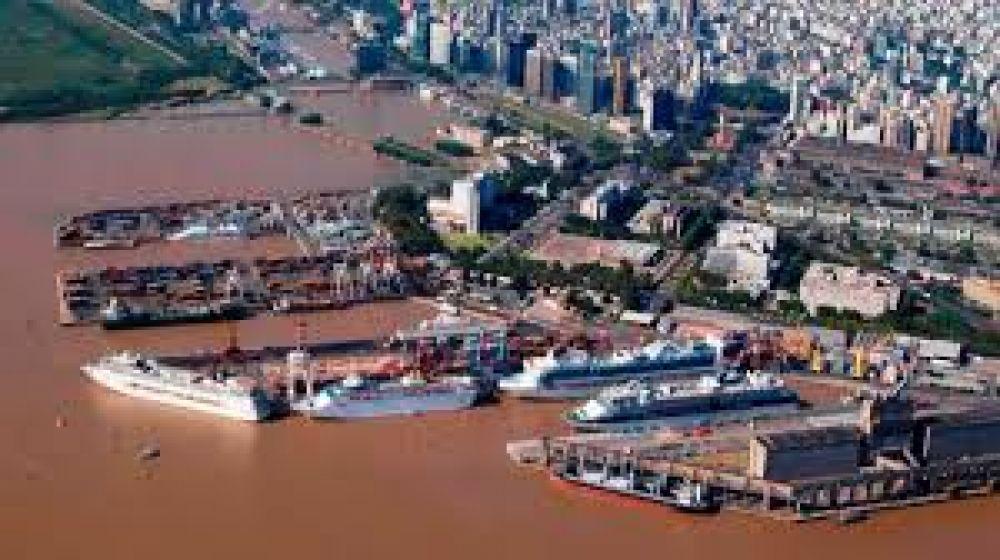 Mario Meoni validó la prórroga de las concesiones de Puerto Buenos Aires