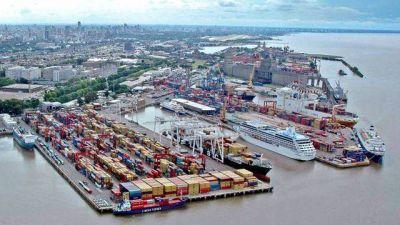 Alerta en el Puerto de Buenos Aires por COVID-19 tras una asamblea en el sindicato de estibadores