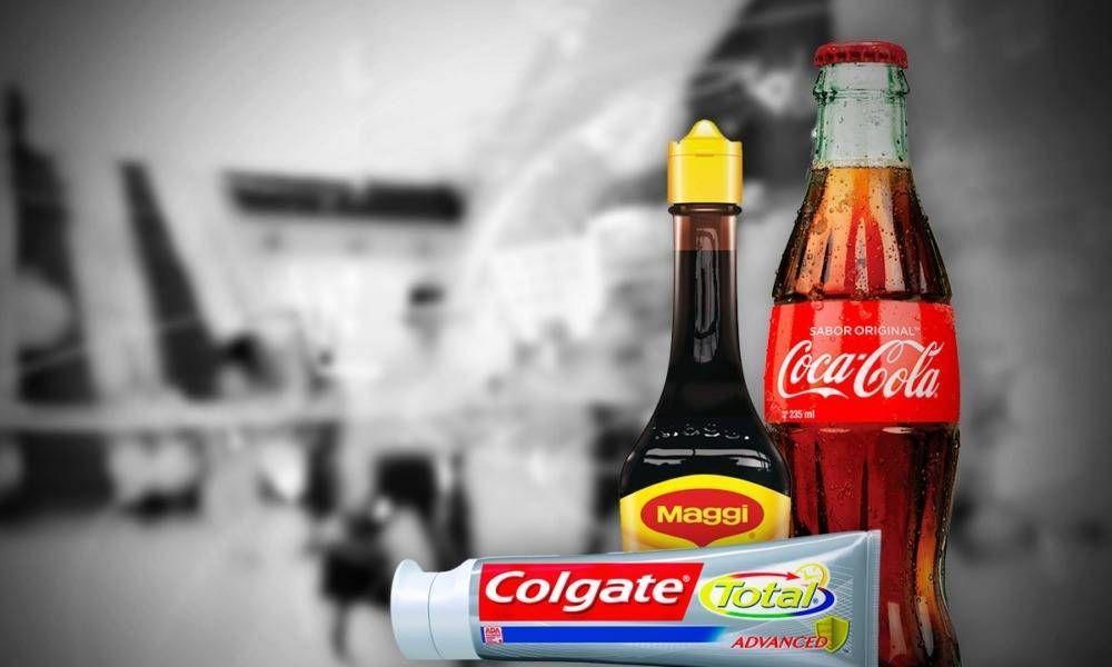 Coca-Cola, Colgate y Maggi, una vez más, son las tres marcas más elegidas del mundo