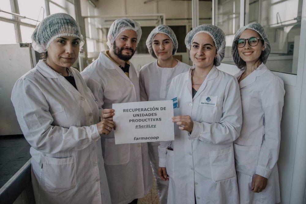 Farmacoop, el primer laboratorio recuperado del mundo, producirá test rápidos y baratos para detectar Covid19