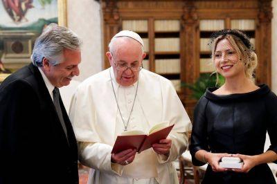 25 de Mayo: el saludo del papa Francisco a Alberto Fernández por la fiesta nacional