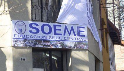 SOEME: La Justicia rechazó planteo de nulidad y ratificó la intervención en el gremio