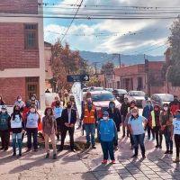 El barrio San Martín se sumó al proyecto ambientalista