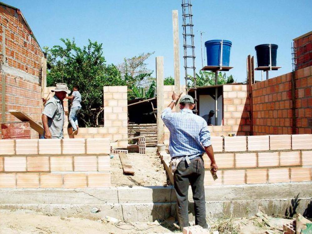 Misiones pidió a Nación reactivar viviendas a través del Iprodha