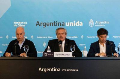 El anuncio de la nueva prórroga de la cuarentena reavivó tensiones entre el Gobierno y la oposición