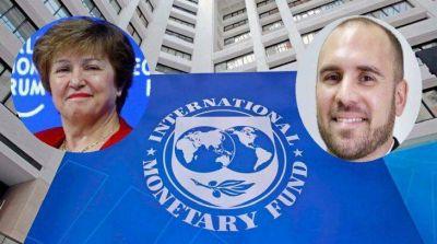 Exclusivo: bonistas piden a Guzmán que FMI vuelva a monitorear la economía argentina