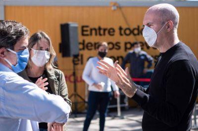 Coronavirus: La interna del gabinete de Rodríguez Larreta