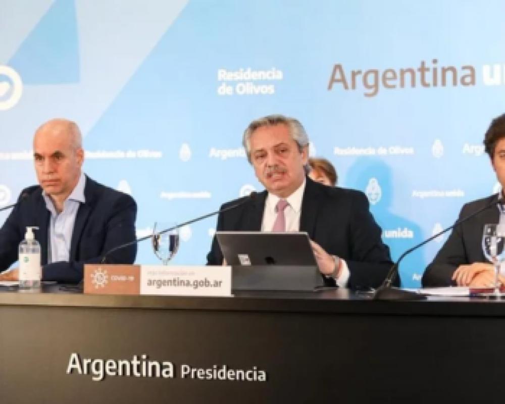 Alberto prepara una audaz reforma tributaria: se modificará el IVA y Ganancias