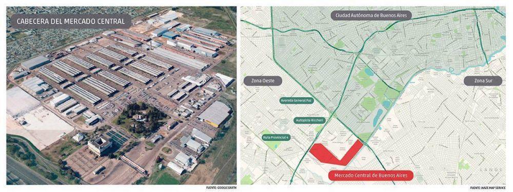 Mercado Central: el gigante de la logística y la precariedad laboral en el conurbano