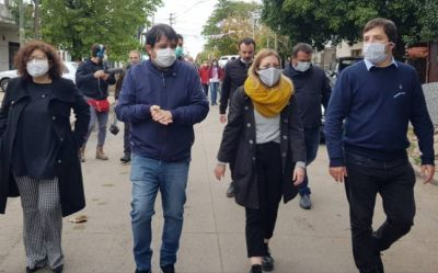 La Provincia entrevistó 20 mil personas en el conurbano para detectar posibles casos y evitar focos de contagios
