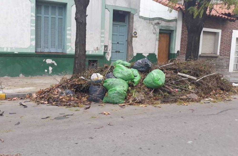 Conflicto resuelto pero Mar del Plata sigue llena de basura