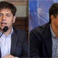 Kicillof dice que no quiere polemizar con Vidal y Jorge Macri le pide moderación