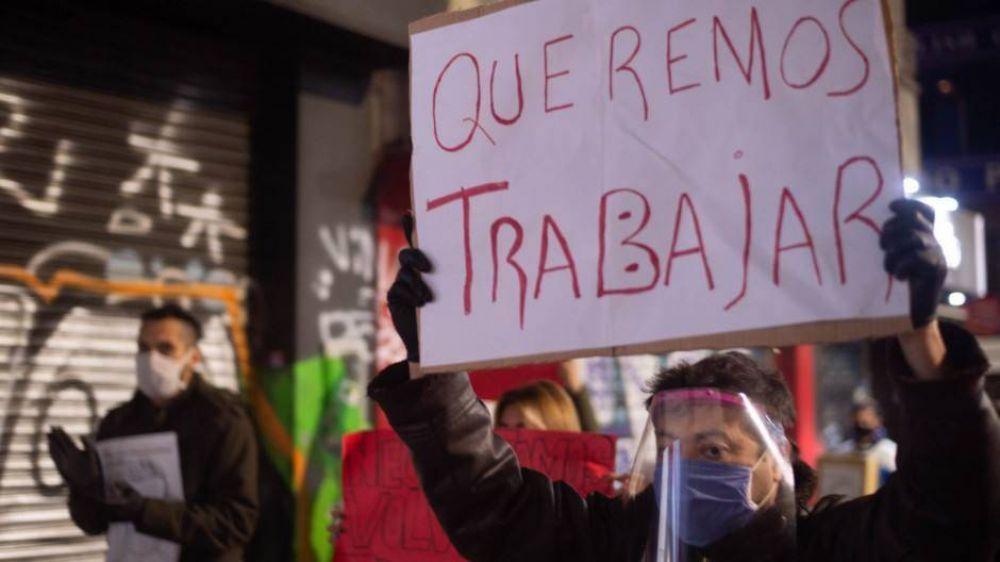 Crecen las protestas de comerciantes en todo el país: