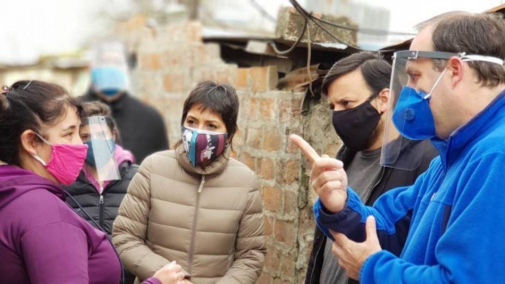 El coronavirus se mete en las villas del conurbano, con 53 casos en un barrio de Quilmes y Avellaneda