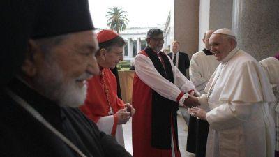El Papa: La unidad no es solo el resultado de nuestra acción, es don del Espíritu