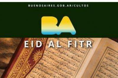 Dirección General de Entidades y Cultos de la ciudad de Buenos Aires saluda a la comunidad islámica