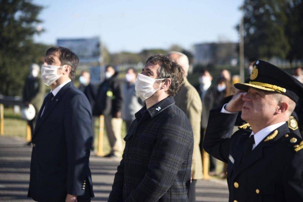 """Achával: """"Los héroes de hoy luchan cada día contra esta pandemia"""""""