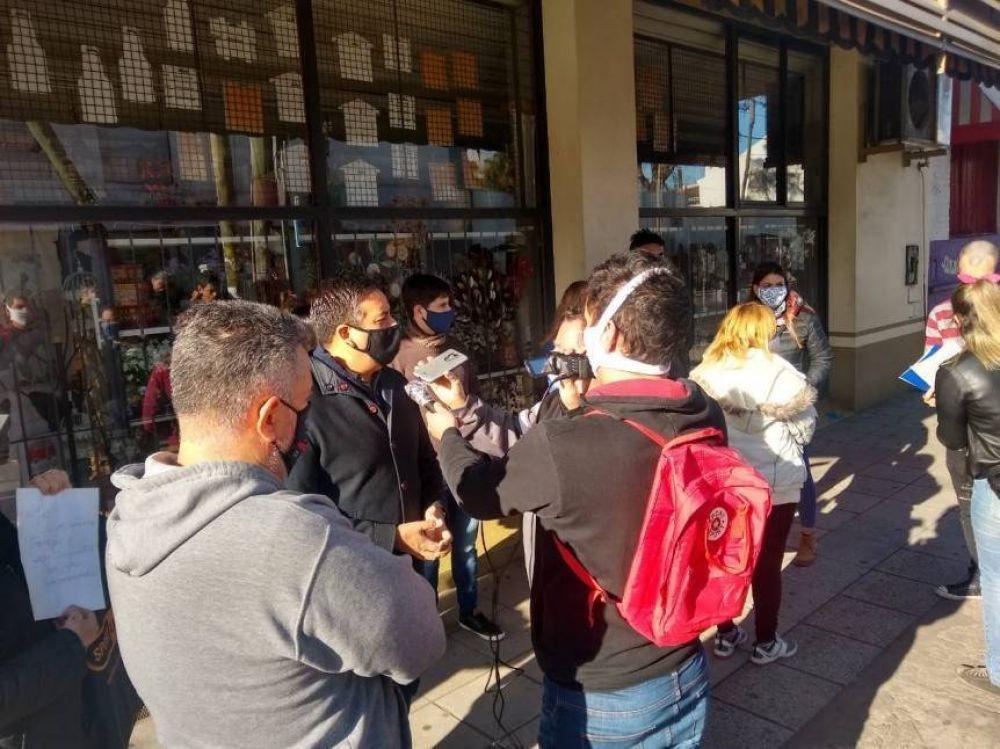 Comercios de Quilmes centro, Oeste y Solano proponen abrir rubros en forma alternada