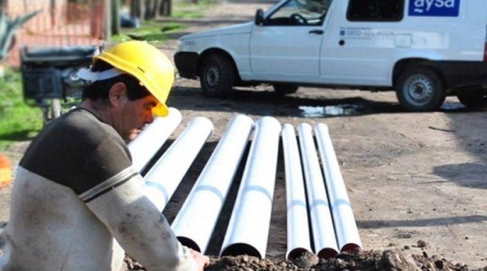 Las zonas en las que faltará el agua por tareas de mantenimiento de AySA