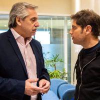 Alberto Fernández llega a La Plata para firmar convenios con Kicillof
