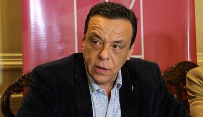 """Cáffaro sobre Berni: """"acá no necesitamos patrones de estancia"""""""