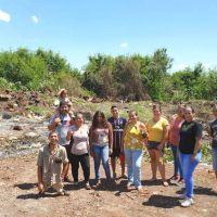 En Santo Pipó reclaman cierre del basural a cielo abierto