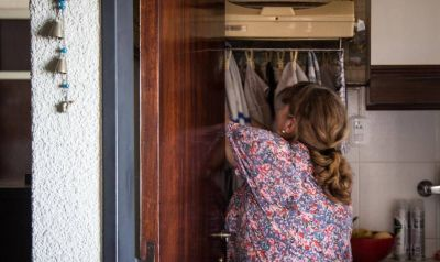 Grave: sólo un tercio de las empleadas domésticas siguieron cobrando en cuarentena