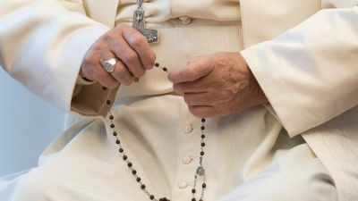 Sábado 30 de mayo la oración del Rosario con el Papa Francisco