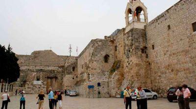 Reabre la basílica de la Natividad en Belén con medidas anti COVID 19